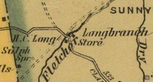 Longbranch Store 1877